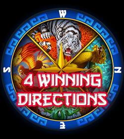 Картинки по запросу «4 Winning Directions»: лучший игровой аппарат