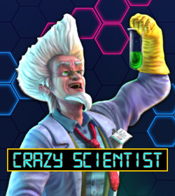 Crazy scientist