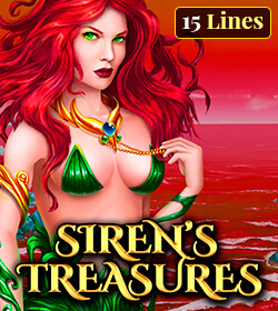 Siren's Treasures - 15 Lines
