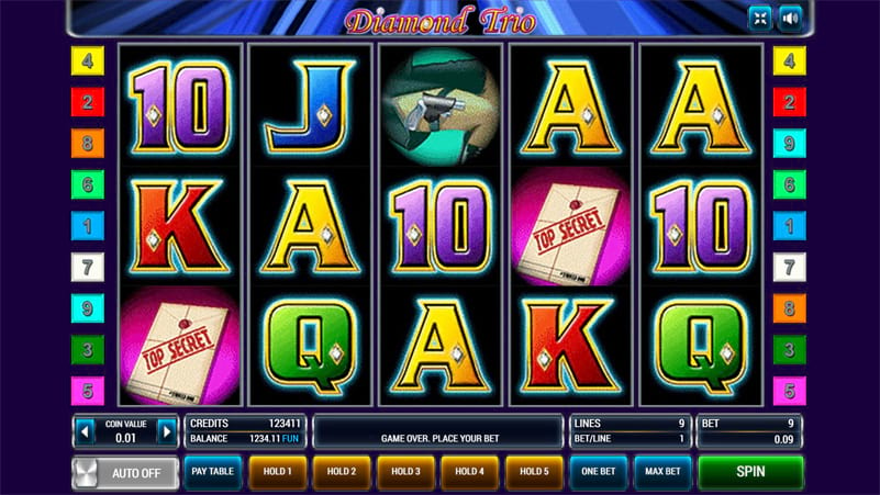 Игровой автомат dolphin s pearl
