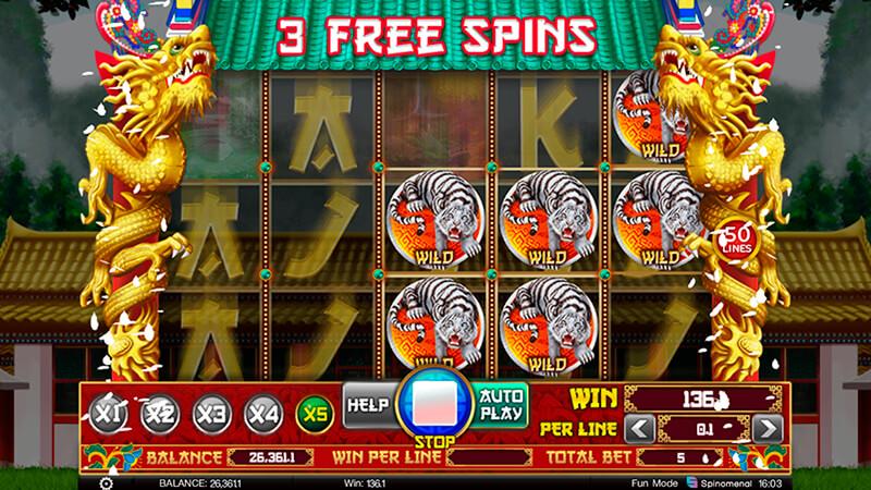 Изображение игрового автомата 4 Winning Directions 2