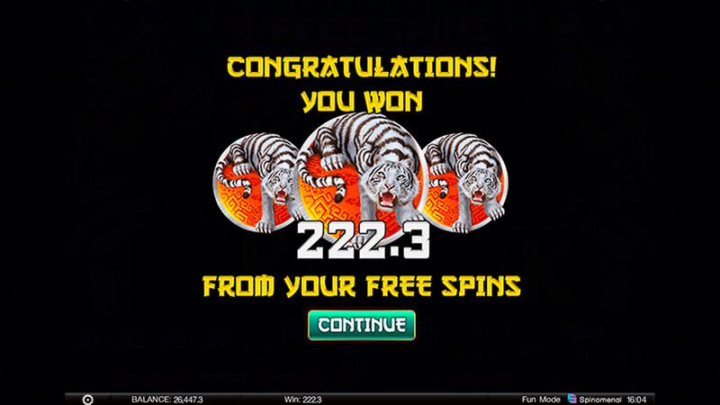 Изображение игрового автомата 4 Winning Directions 3