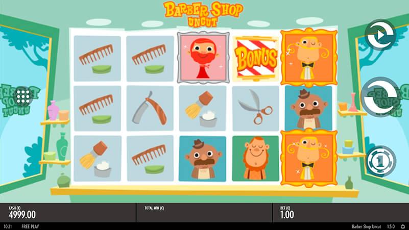 Изображение игрового автомата Barber Shop Uncut 1