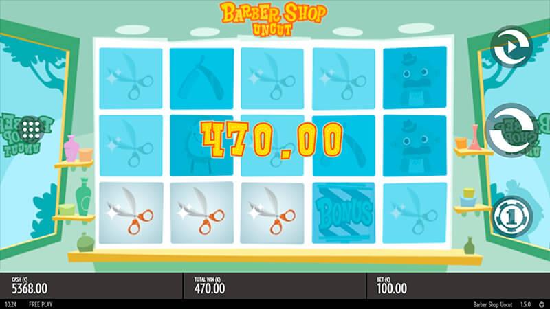 Изображение игрового автомата Barber Shop Uncut 2