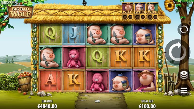 Игровые автоматы онлайн бесплатно поросята