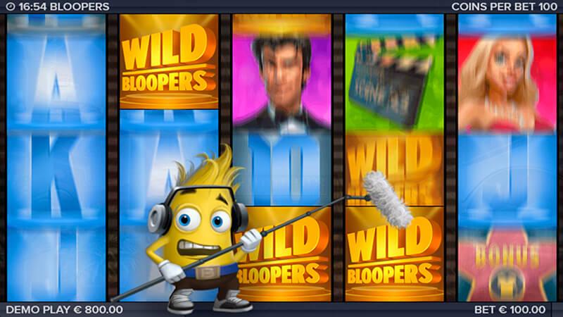 Изображение игрового автомата Bloopers 1