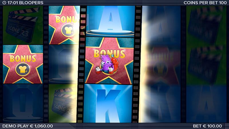 Изображение игрового автомата Bloopers 4