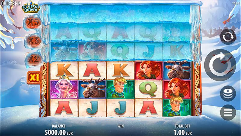 Изображение игрового автомата Crystal Queen 1