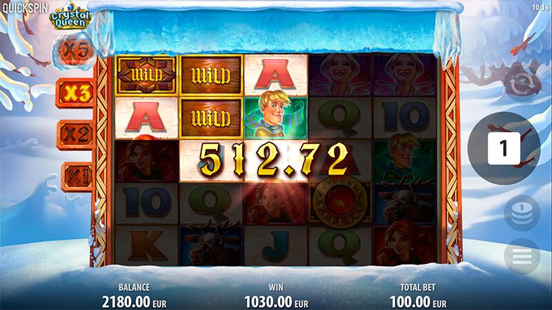 Изображение игрового автомата Crystal Queen 2