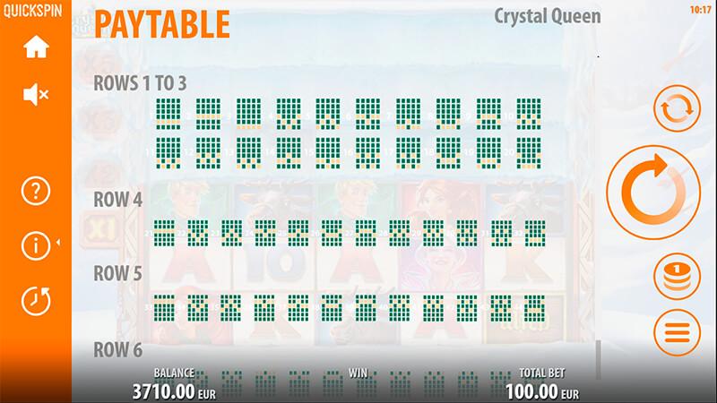 Изображение игрового автомата Crystal Queen 3
