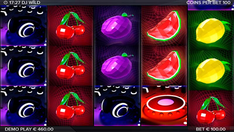 Изображение игрового автомата DJ Wild 1
