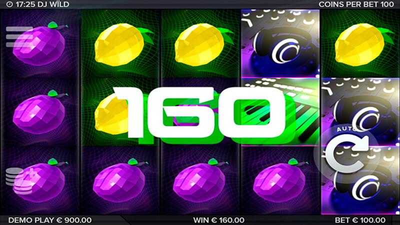 Изображение игрового автомата DJ Wild 2