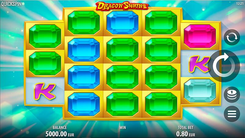 Изображение игрового автомата Dragon Shrine 1