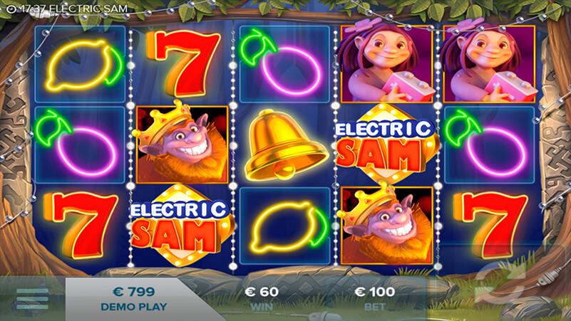 Изображение игрового автомата Electric Sam 1