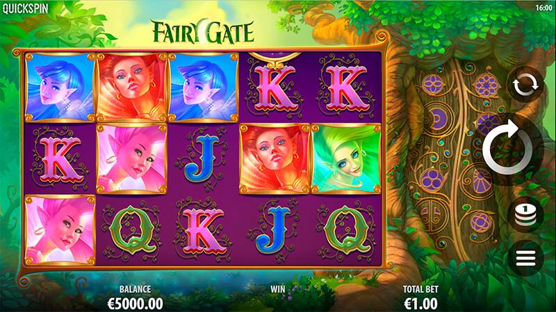 Изображение игрового автомата Fairy Gate 1