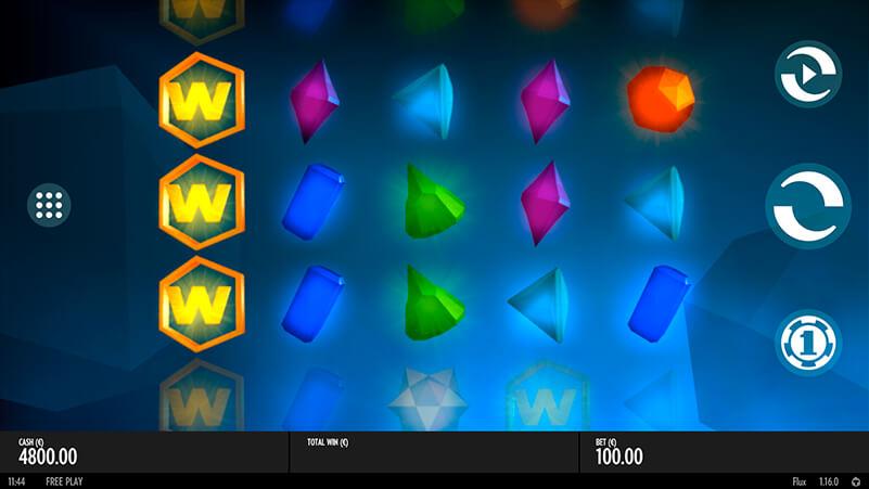 Изображение игрового автомата Flux 1