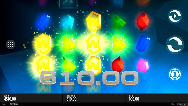 Изображение игрового автомата Flux 2