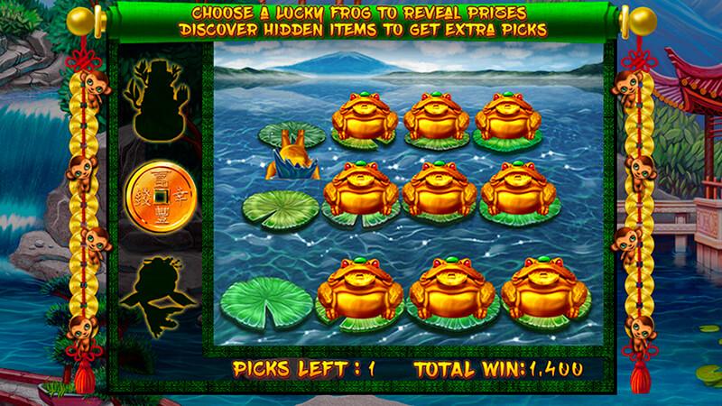 Изображение игрового автомата Fortune Keepers 2