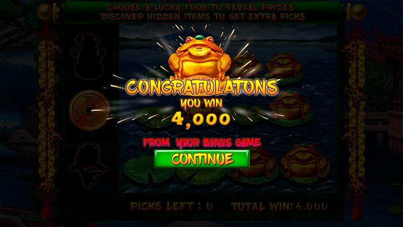 Изображение игрового автомата Fortune Keepers 3