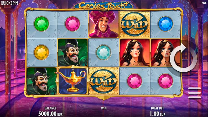 Изображение игрового автомата Genie's Touch 1