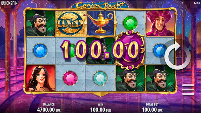 Изображение игрового автомата Genie's Touch 2