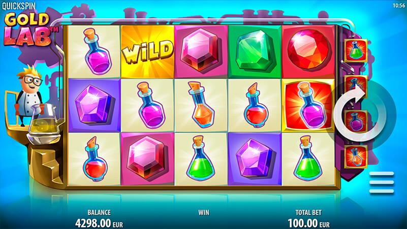 Изображение игрового автомата Gold Lab 1