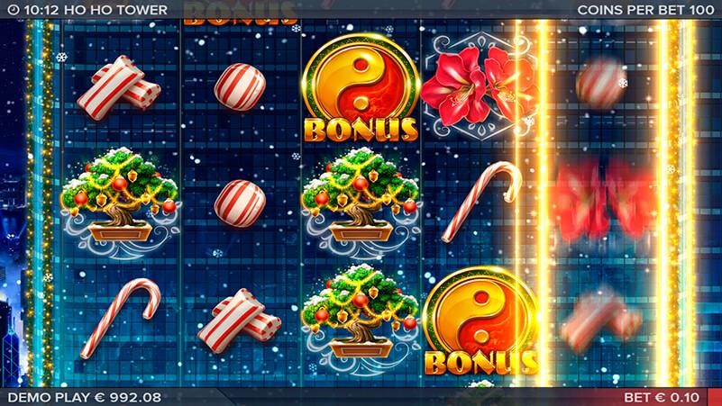 Изображение игрового автомата Ho Ho Tower 1