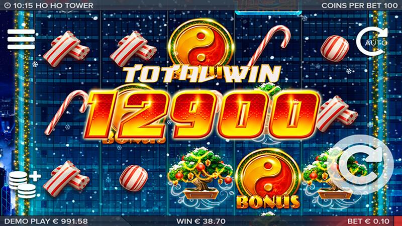 Изображение игрового автомата Ho Ho Tower 4