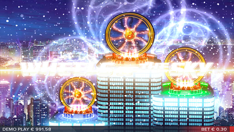Изображение игрового автомата Ho Ho Tower 3