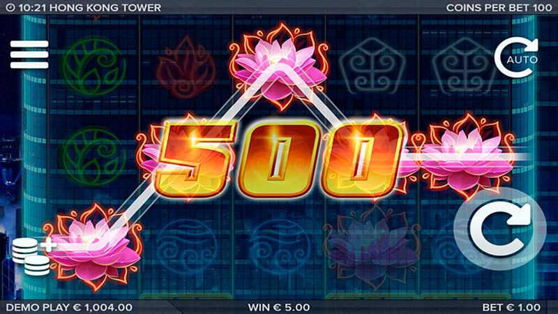 Изображение игрового автомата Hongkong Tower 3