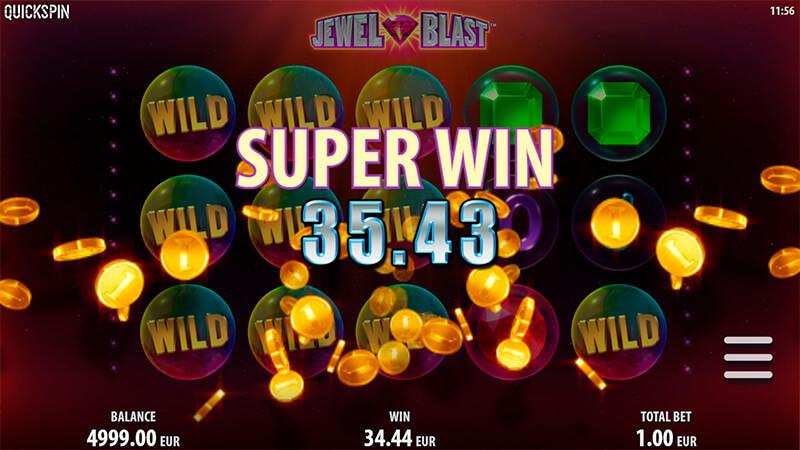Изображение игрового автомата Jewel Blast 3