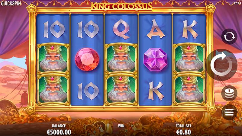 Изображение игрового автомата King Colossus 1