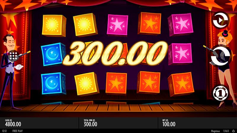 Изображение игрового автомата Magicious 2