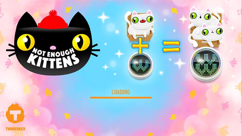 Изображение игрового автомата Not Enough Kittens 4