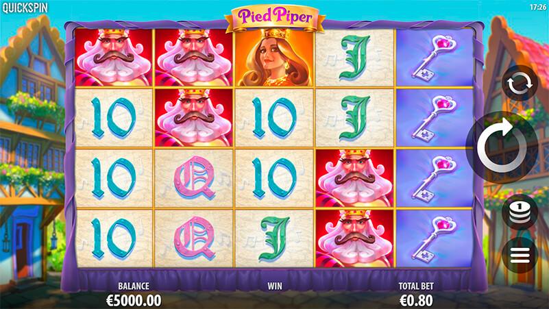 Изображение игрового автомата Pied Piper 1