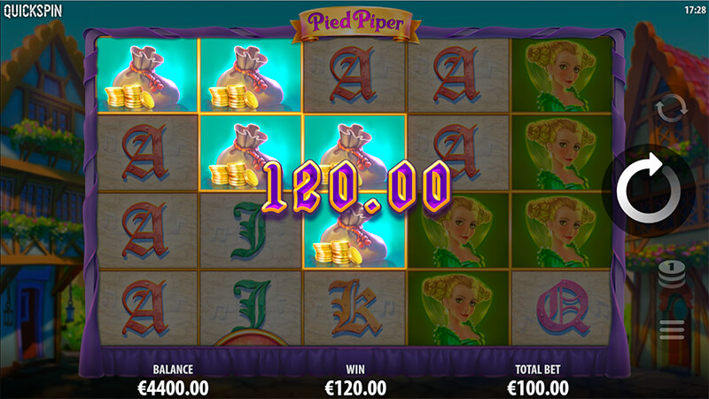 Изображение игрового автомата Pied Piper 2