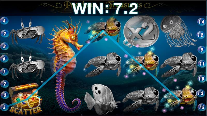 Изображение игрового автомата Precious Treasures 2