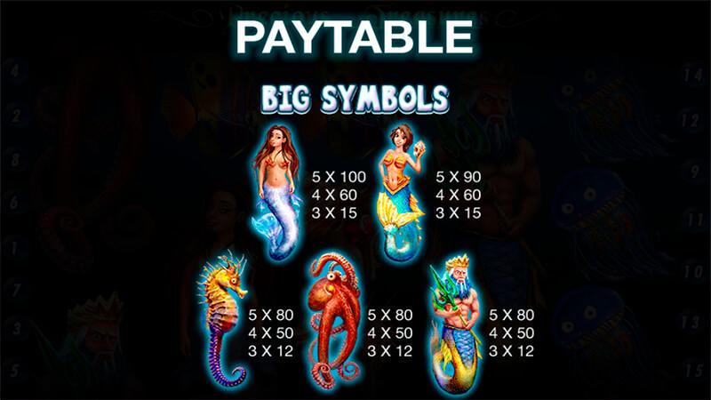 Изображение игрового автомата Precious Treasures 3