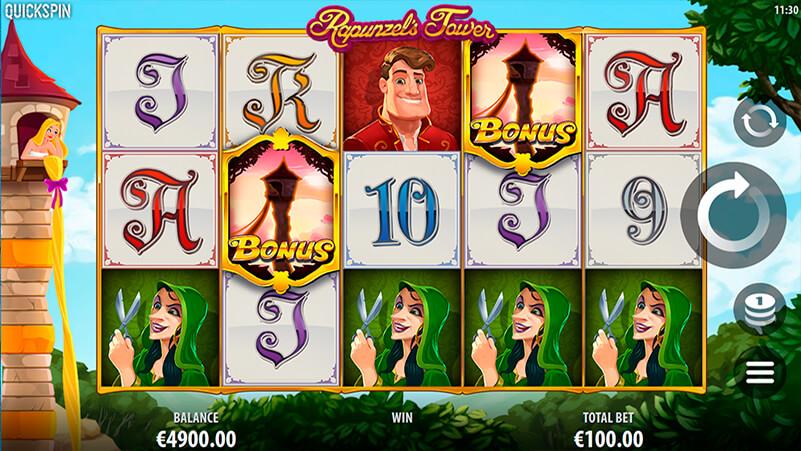 Изображение игрового автомата Rapunzel's Tower 1