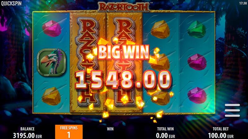 Изображение игрового автомата Razortooth 2