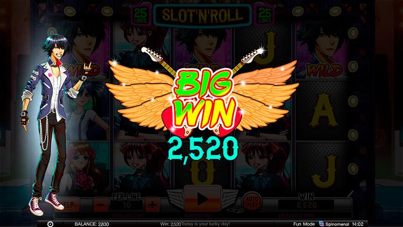 Изображение игрового автомата Slot and Roll 3