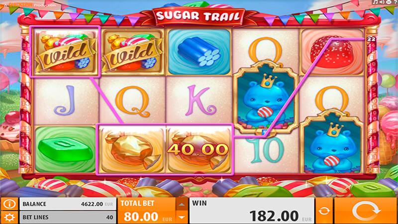 Изображение игрового автомата Sugar Trail 2