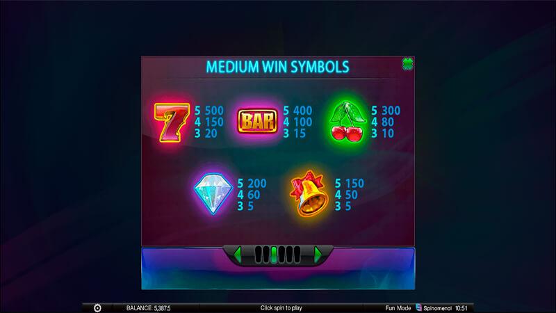 Изображение игрового автомата Surprising 7 3