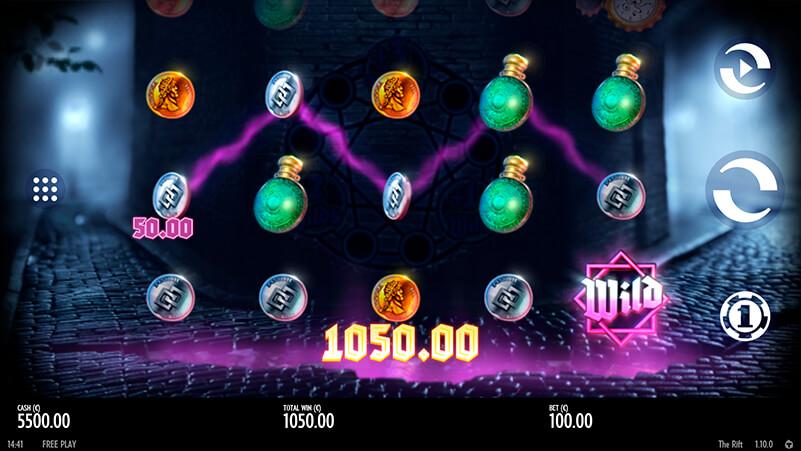 Изображение игрового автомата The Rift 1