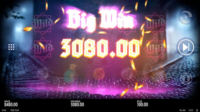 Изображение игрового автомата The Rift 2