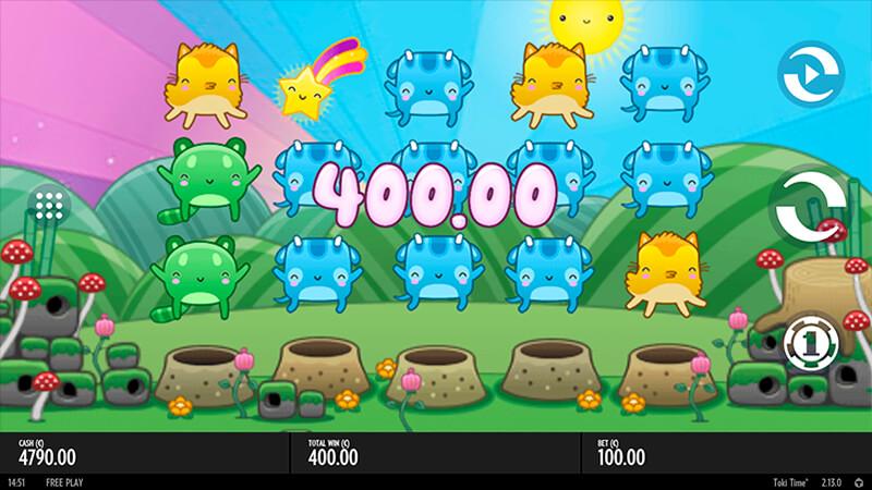 Изображение игрового автомата Toki Time 2