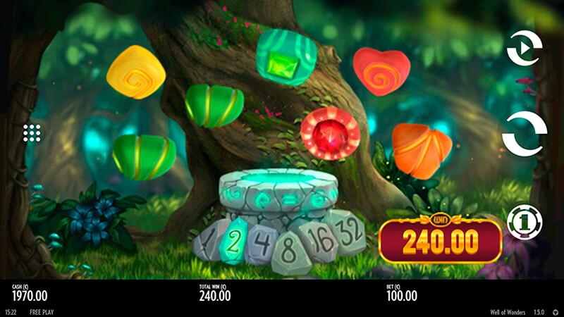 Изображение игрового автомата Well of Wonders 1