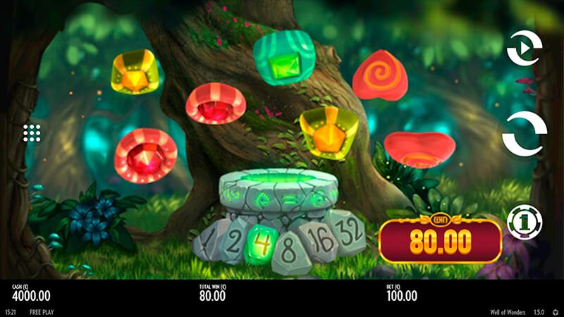 Изображение игрового автомата Well of Wonders 2