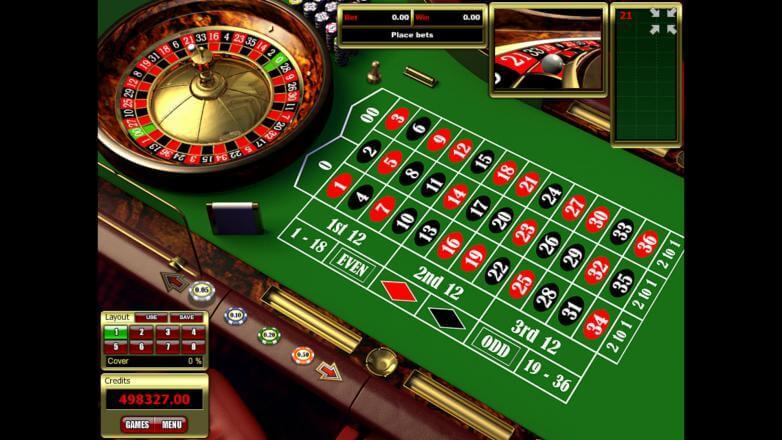 Изображение игрового автомата American Roulette 1