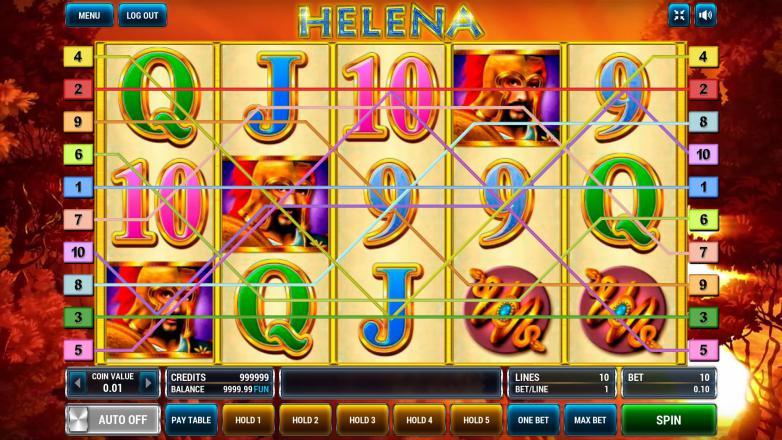 Изображение игрового автомата Helena 1